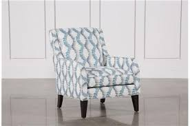 Aqua Accent Chair Living Room Accent Chair Living Spaces