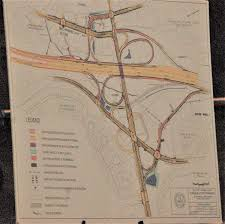 Garden State Parkway Map Parkway Interchange 91 In Brick Opening Tuesday Brick Nj Patch