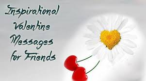 inspirational messages for friends s
