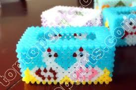 decorative tissue box acrylic diy swan beaded decorative tissue box covers tg687