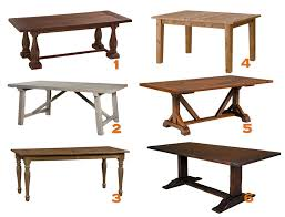 rustic farmhouse tables excellence at home