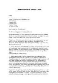 lawyer retainer letter sample hunters lawyers edinburgh