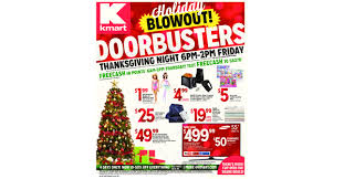 sears and kmart unveil thanksgiving black friday doorbusters