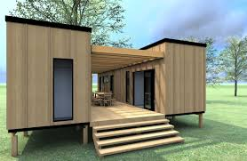 the apartments 8 x 40ft four bedroom container home andejong