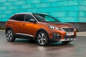 peugeot copper peugeot 3008 wins car of the year 2017 by car magazine