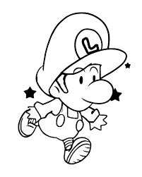 72 game characters images nintendo coloring