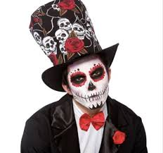 sugar skull costume how to avoid a costume