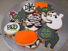 halloween sugar cookies u0026 brownies halloween fall pinterest