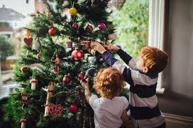 this is when you should put your tree and decorations up