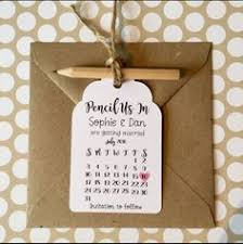 Save The Date Envelopes Pencil Us In Rustic Calendar Save The Date Tags Cards With