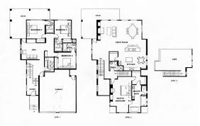 luxury cabin floor plans vacation cabin house plans homes zone