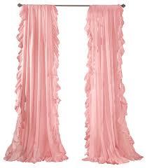 Reyna Window Pannel Curtains by Lush Decor