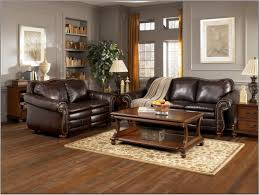 1940s Home Decor Brown And Dark Gray Living Room Rustic House Furniture Interior