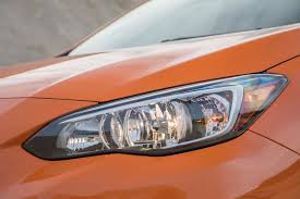 crosstrek subaru orange 2018 subaru crosstrek first drive still brilliant but for one