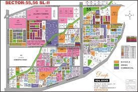 Gurgaon India Map by Gurgaon Area Maps Deep Real Estate Proving Your Trust