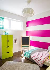 bedroom beautiful creative wall painting ideas for soft pink paint