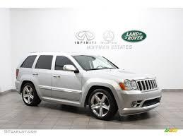 2008 srt8 jeep specs 2008 bright silver metallic jeep grand srt8 4x4 57486942