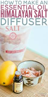 himalayan salt l diffuser essential oils on salt l 28 images relaxing lavender bath salts