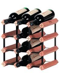 modular 12 bottle wine rack vinrack wooden wine rack 12 bottle