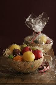 unique fruit bowl unique gift wrap ideas