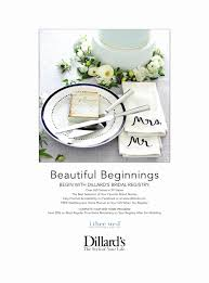 luxury wedding registry when to register for wedding gifts luxury dillards wedding