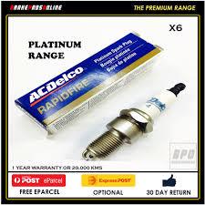 spark plug 6 pack mercedes benz c32 amg 3 2l 6 cyl m112 ac5