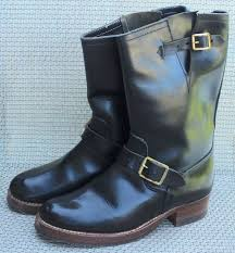100 vintage engineer boots updated mister freedom road champ