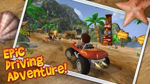 play free online monster truck racing games beach buggy blitz android apps on google play