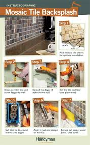 How To Do A Backsplash by 118 Best Tiling Images On Pinterest Tiling Mosaics And Diy Tiles