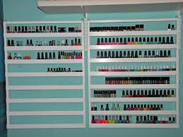 untitledunderlined how to store your nail polish when you have