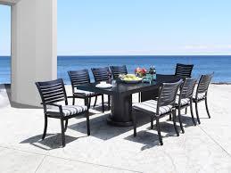 aluminum dining tropicraft patio furniture