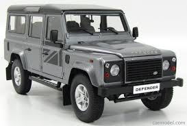 new land rover defender 2013 dorlop dor1810gy lhd scale 1 18 land rover land defender 110
