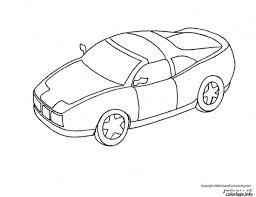 coloriage dessin voiture enfant 42 dessin