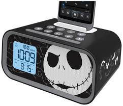 amazon com nightmare before christmas jack skellington dual alarm