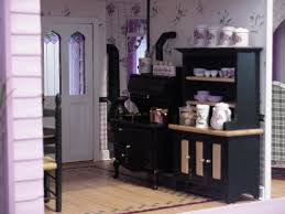 westville kitchen view 2 miniatures my dollhouses pinterest