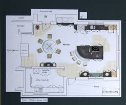 how to design a kitchen floor plan wood floors