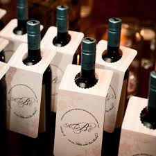 wine wedding favors wine for wedding favors wedding magazine