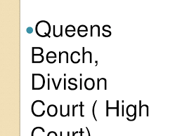 Queen S Bench Division Law Exchange Co Uk Powerpoint