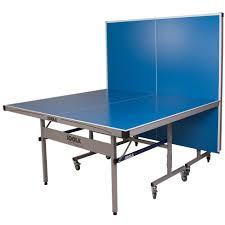 joola signature table tennis table joola rapid play indoor outdoor ping pong table with weatherproof