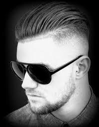 hair cut for men shaved on sides slicked back on top slicked back hair for men 75 classic legacy cuts