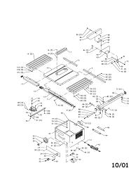 sears 10 table saw parts sears table saw parts diagram home design ideas