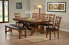 Picnic Table Dining Room Picnic Style Dining Room Table U2013 Table Idea