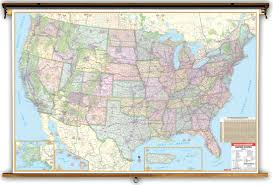 Map Of The Usa With Cities by Usa Contiguous Latitude And Longitude Activity Printout 1 Map