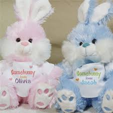 personalized easter bunnies somebunny me personalize bunny giftsforyounow