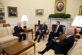 Barack Obama Oval Office Free Public Domain Photo Of President Barack Obama Meets With
