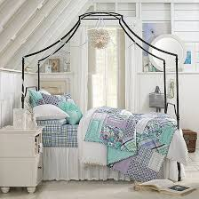 Wrought Iron Canopy Bed Cheaper Version Of Anthropologie Canopy Bed Popsugar Home