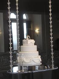 millennial falls wedding u0026 reception center new hanging cake stand