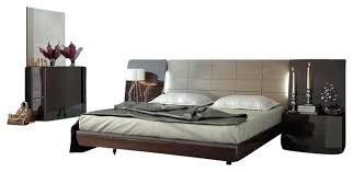 bedroom sets queen size modern queen size bedroom set espresso argonne queen size 5 piece
