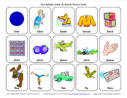 Syllable Worksheets Testy Yet Trying L Blends Bl Pl Fl Free Speech Therapy