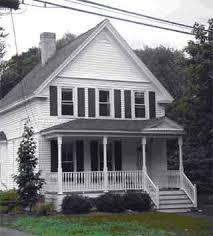 Gable Roof House Plans Andover U0027s Architectural Styles Andover Historic Preservation